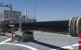 Hé lộ sức mạnh khủng khiếp của pháo ray plasma Nga