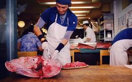 Trong chợ cá lớn nhất thế giới tại Nhật Bản: Mỗi con cá ngừ được bán với giá bằng vài ngôi nhà Nhật Bản