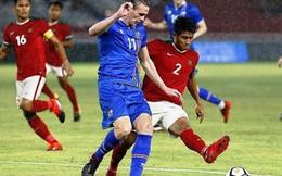 """Chiến binh Viking """"đóng băng"""" các đội tuyển Indonesia"""