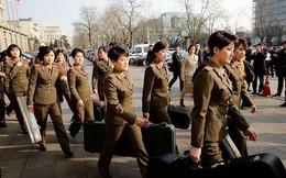 Đoàn nghệ sĩ Triều Tiên có thể sẽ đi bộ sang Hàn Quốc