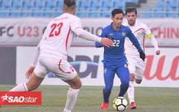 Báo Thái nói gì khi đội nhà thảm bại ở giải U23 châu Á 2018?