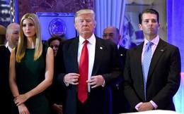 Một năm qua, các thành viên gia đình ông Trump đã làm những gì?