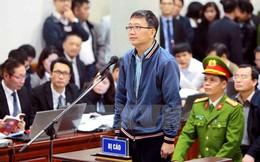 """Bị cáo Trịnh Xuân Thanh khóc, nói """"ân hận vì không còn cơ hội chăm sóc bố mẹ nữa"""""""