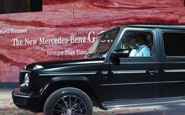Ấn tượng với mẫu xe Mercedes-Benz G550 2019 tại triển lãm ô tô ở Detroit, Mỹ