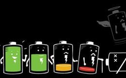 Bi kịch trời lạnh: Pin điện thoại sụt nhanh đến thảm họa. Tại sao vậy?