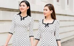 Á hậu Diễm Trang, Thanh Tú khoe sắc với áo dài cách tân