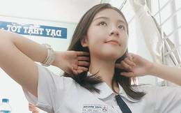 Xinh đẹp, học giỏi, nữ sinh Phú Nhuận khiến nam sinh đồng loạt muốn chuyển trường