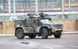 Hé lộ loại xe bọc thép thế hệ mới của lính dù Nga