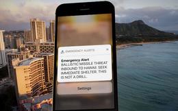 Kịch bản nào sẽ xảy ra nếu Hawaii thực sự bị tấn công tên lửa?