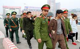 7 thiếu nữ bị bán sang Trung Quốc được trở về Việt Nam