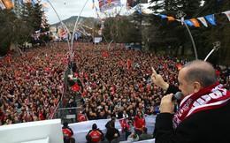 """Thổ Nhĩ Kỳ """"sắp giội bom 149 mục tiêu ở Syria"""""""