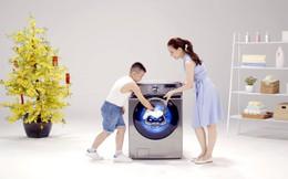 Hoa hậu Thùy Lâm tiết lộ mẹo nhỏ giúp quần áo cả gia đình luôn trắng sạch dịp Tết