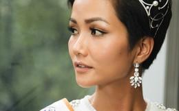 """H'Hen Niê lần đầu lên tiếng về tin đồn """"cạch mặt"""" bạn thân sau khi trở thành Hoa hậu Hoàn vũ"""