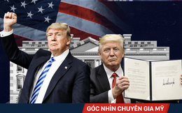 1 năm cầm quyền của ông Trump: Thành tựu đủ để người Mỹ bỏ qua sai lầm