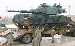 """Thổ Nhĩ Kỳ """"cầu cạnh"""" Nga để được không kích ở Syria, đối đầu với Mỹ"""