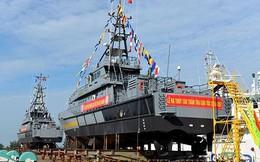 Bộ đội Biên phòng tiếp nhận 2 tàu tuần tra cao tốc tối tân