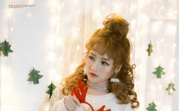 Ngỡ ngàng hot girl Sài thành 27 tuổi trẻ trung như học sinh cấp 2