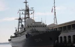Phát hiện tàu tình báo Nga quay trở lại gần vùng biển Mỹ
