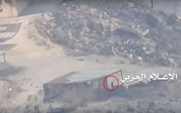 Phát tên lửa như bắn tỉa của phiến quân Houthi diệt gọn hỏa điểm Arab Saudi