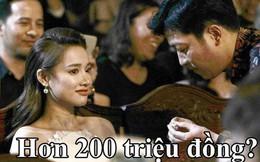 Màn cầu hôn hơn 2 phút của Trường Giang gây thiệt hại cho BTC hàng trăm triệu đồng?