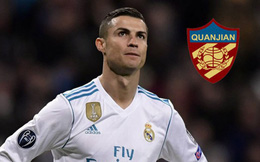 Chán Real, Ronaldo sắp sang Trung Quốc 'dưỡng già'