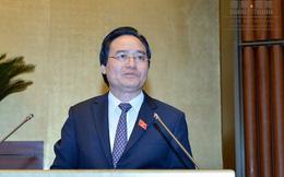 """Bộ trưởng Phùng Xuân Nhạ: """"Năng lực đội ngũ hiệu trưởng rất có vấn đề"""""""