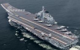 Ấn Độ hụt hơi chạy đua tàu sân bay với Trung Quốc?