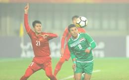 """Sau trận thua """"đau tim"""", Iraq lột trần tử huyệt của U23 Việt Nam"""