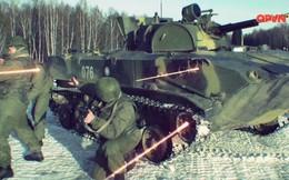 BMD-2 - Taxi của lính dù
