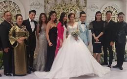 Hàng loạt sao hạng A qua Hong Kong dự đám cưới em gái Trấn Thành