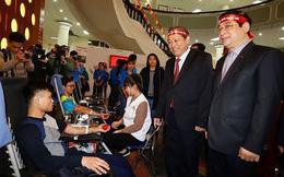 Phó Thủ tướng Trương Hòa Bình: Hiến máu là minh chứng cho một xã hội giàu lòng nhân ái