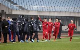 U23 Việt Nam kiệt sức sau trận đấu lịch sử, HLV Park Hang-seo phải dùng lại bài cũ
