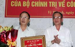 Ông Lữ Văn Hùng chính thức đảm nhiệm vị trí Bí thư Hậu Giang
