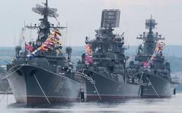 Myanmar có thể trở thành căn cứ tiếp liệu cho chiến hạm Nga