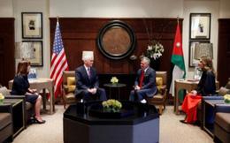 Jordan kêu gọi Mỹ thúc đẩy giải pháp hai nhà nước Israel-Palestine