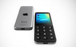 Tròn mắt với chiếc điện thoại 'cục gạch' cộp mác Apple đẹp không kém gì iPhone