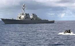 Philippines đứng ngoài khi Mỹ-Trung hục hặc ở Biển Đông