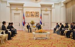 Thủ tướng Campuchia đánh giá cao sự hỗ trợ quý báu của Việt Nam