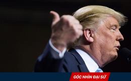 """Điểm uy tín thấp thảm hại, """"sức mạnh mềm"""" và tiếng nói của Mỹ đang yếu chưa từng thấy?"""