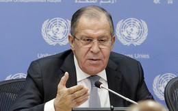 Ngoại trưởng Nga: Phương Tây phải tôn trọng lằn ranh đỏ