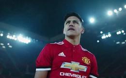 Tự tay đánh đàn tặng Man United, Sanchez gợi nhớ đến Van Persie