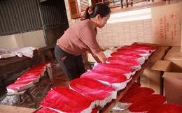 Làng nghề hương trầm Quỳ Châu hối hả vào tết
