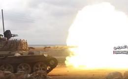 """""""Hổ Syria"""" đập tan phiến quân tấn công vào căn cứ sân bay ở Idlib"""