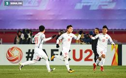 Sao U23 Việt Nam bị kiểm tra doping sau trận thắng nghẹt thở