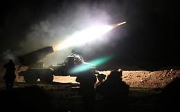 Tên lửa-pháo binh Syria trút thịnh nộ hủy diệt cứ điểm phiến quân