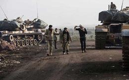 """Nga, Mỹ """"bật đèn xanh"""" chiến dịch biên giới Syria?"""