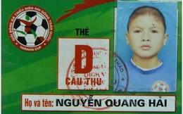 Tuổi thơ của Quang Hải: Từng... thích chơi cầu lông, đi du lịch hơn đá bóng!