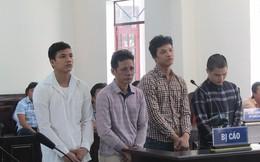Bốn cha con cùng lãnh án vì giết người