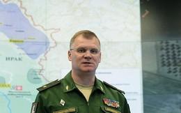 Tướng Nga thông báo về tình hình Idlib