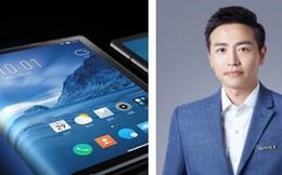 """Trung Quốc """"ú òa"""" ra smartphone bẻ cong đầu tiên trên thế giới: Tạt đầu trước cả Samsung, giá hơn 30 triệu đồng"""